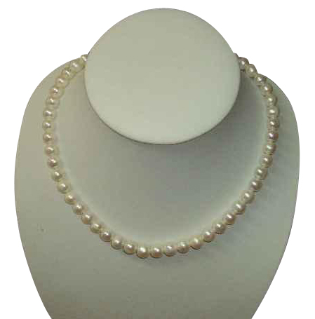 8-9mm Fresh Water Pearl Necklace
