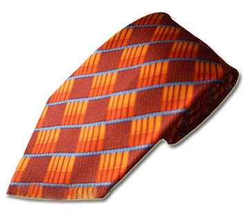 Silk Woven Necktie (Галстук шелковый тканые)