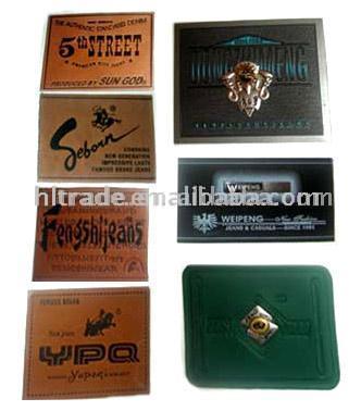 Leather Label (Кожа Label)
