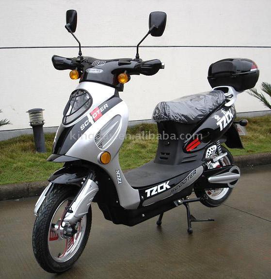 Electric Motorcycle (Электрический мотоцикл)