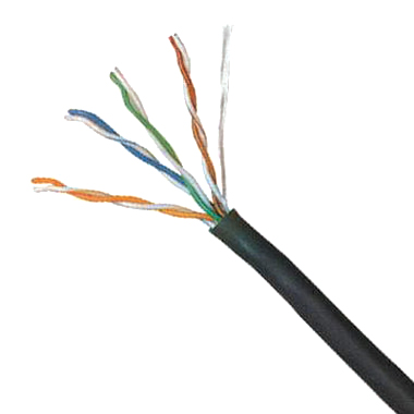 Cat5e Wiring on Cat5e Utp Outdoor Cable  4          24awg Utp Cat5e Outdoor Cable