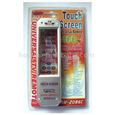 Touch Screen Remote Control (Сенсорный экран пульта дистанционного управления)