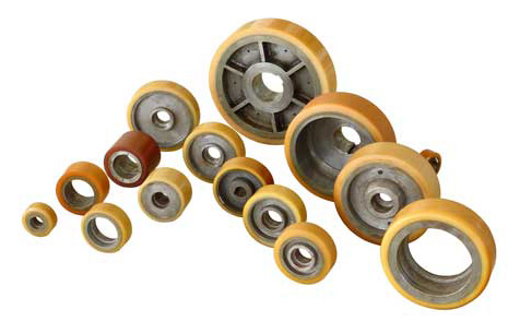 High Load-Bearing Wheel and Roller ( High Load-Bearing Wheel and Roller)