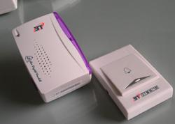 Wireless Digital Doorbell (Цифровой беспроводной дверной звонок)