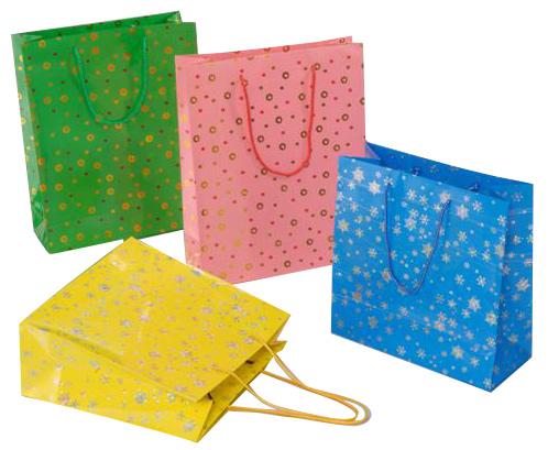 Shopping Bag and Gift bag (Покупки подарков мешок и сумку)
