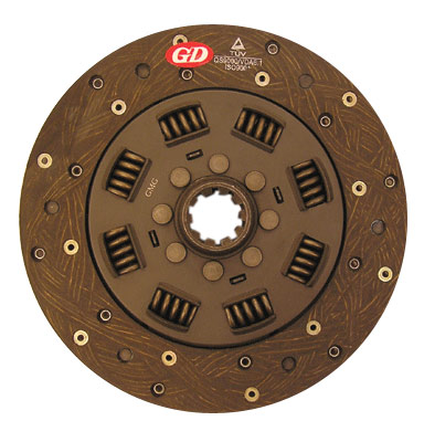 Clutch Disk (Диск сцепления)