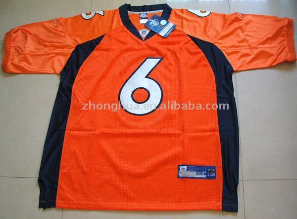 NBA / NFL / MLB / NHL Football Jersey