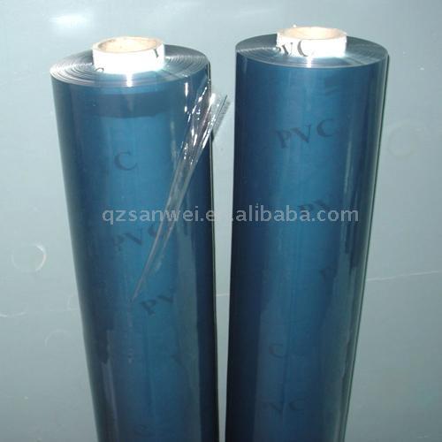 Transparent Soft PVC film