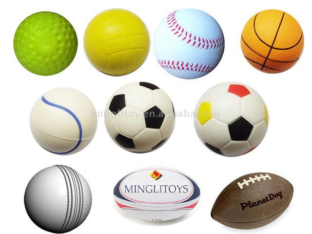 Mini PU Stress Ball (Мини ПУ Стресс Болл)