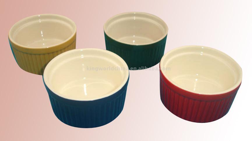 Керамические формы для кексов