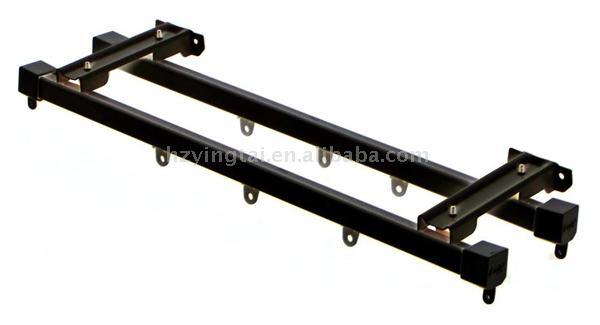 Amazon.com: Levolor Kirsch 7004244490 Multi-Use Track System, 38
