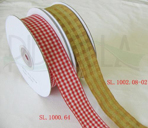 Jacquard Ribbon (Жаккардовые ленты)