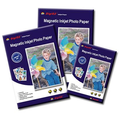 Magnetic Inkjet Photo Paper (Магнитная струйные Фотобумага)