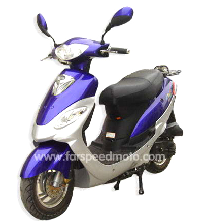 50cc Air-Cooled Scooter (50cc воздушным охлаждением Scooter)