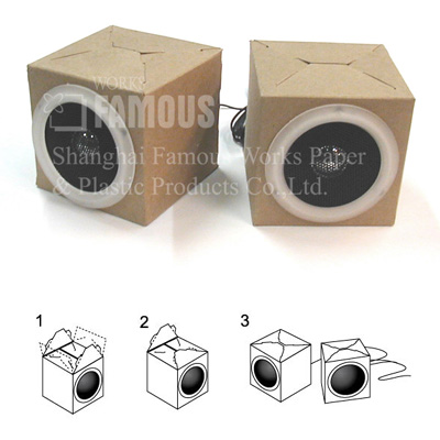 Foldable Mini Loudspeaker ( Foldable Mini Loudspeaker)