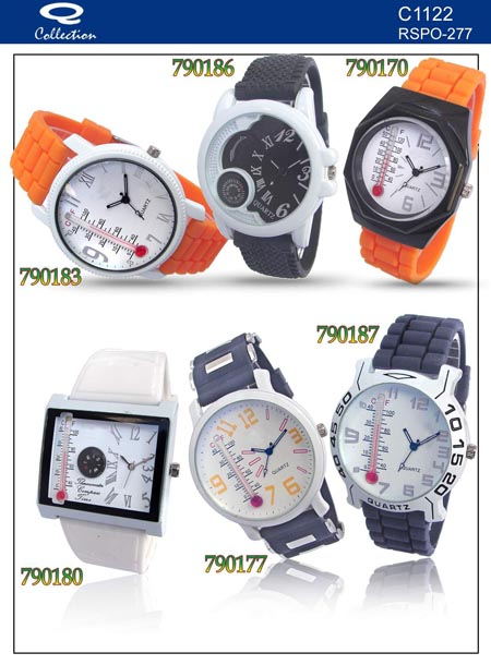 Leather Band Watches (Ремешок часы)