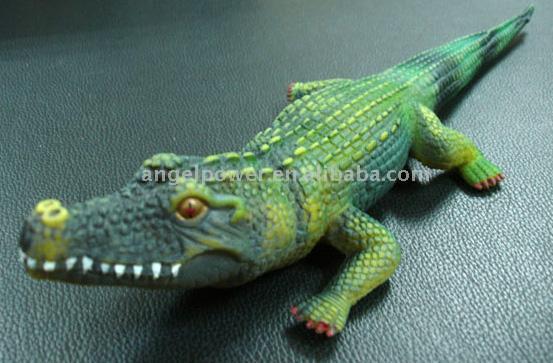 Toy Growing Big Crocodile (Игрушка разрастаться крокодил)