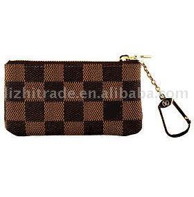 Genuine Leather Purse (Подлинное кожаный кошелек)