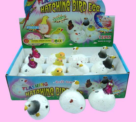 Flashing Bird Hatching Egg (Мигающие Bird Штриховка Яйцо)