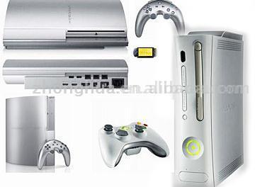 Wii Game Controllers (Игровые контроллеры Wii)