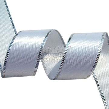 Metallic Edge Ribbon