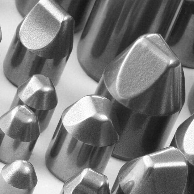 Cemented Carbide Compacts