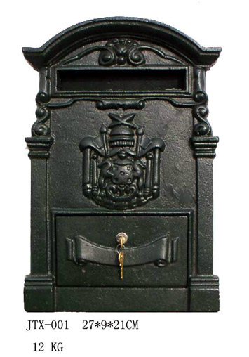 Casting Iron Post Box (Литье Post Box)