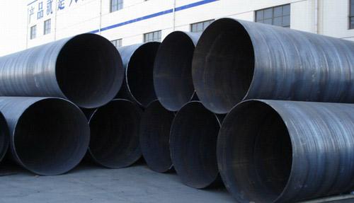 Spiral Steel Pipe (Спиральные стальные трубы)