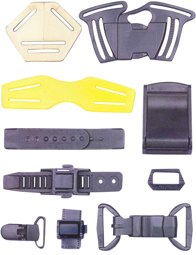 Plastic Buckles / Clamps