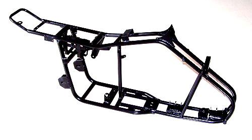 Как сделать раму для квадроцикла двигатель от оки