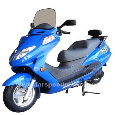 150cc 4-Stroke Air-Cooled Scooter (150cc 4-тактный воздушного охлаждения Scooter)
