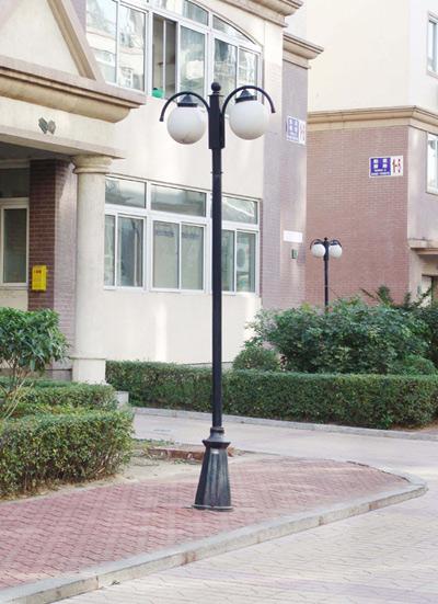 Street Lamp Antennas (Лампа улицы антенны)