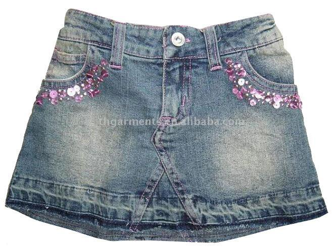 Jeans Skirts (Джинсы Юбки)