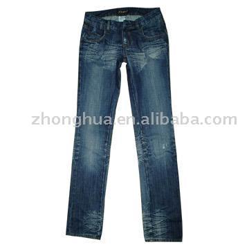 Jeans ( Red Monkey )