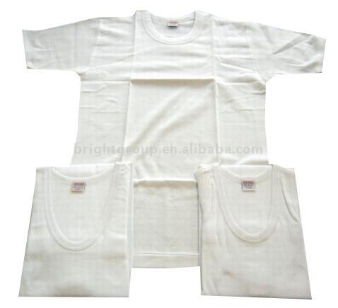 Knitted Underwear (Трикотажное белье)