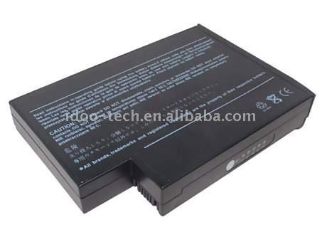 Replacement Laptop Battery for HP 361742-001, 371785-001, 371786-001, 38361