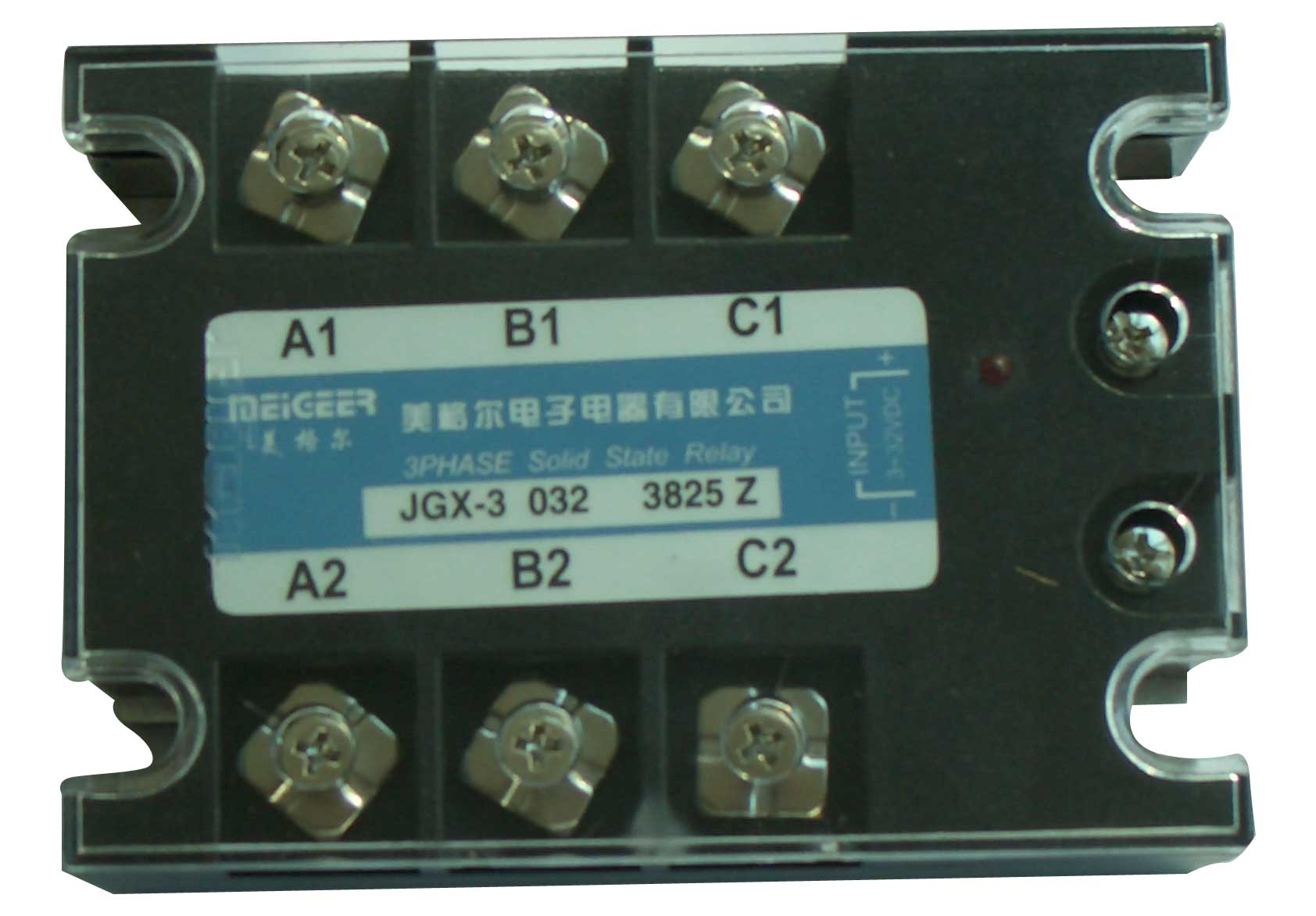 Triphase Exchange Solid State Relay (Трехфазного Exchange Solid State Relay)