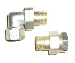Brass Thread Fittings (Латунь Thread оборудование)