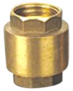 Brass Spring Check Valve (Латунь весна Обратный клапан)