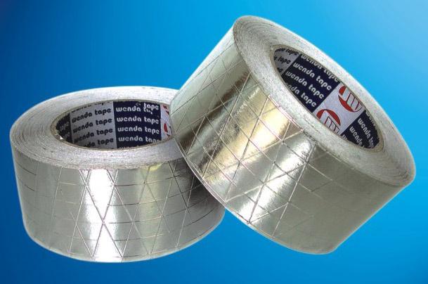 Reinforced Foil Tape (FSK Tape)