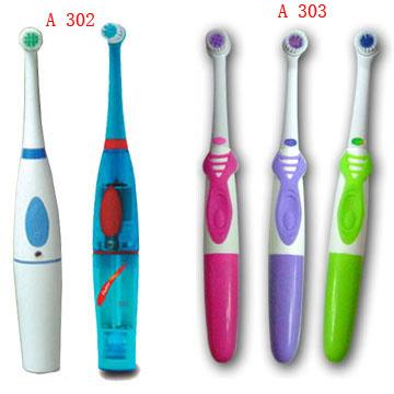 Electronic Toothbrush (Электронная зубная щетка)