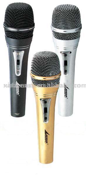 Wire Microphone (Microphone fil)