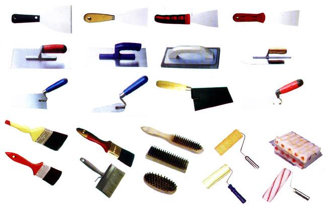 Hand Tools (Ручные инструменты)