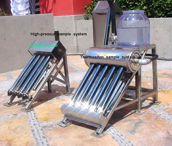 chauffe eau solaire portable