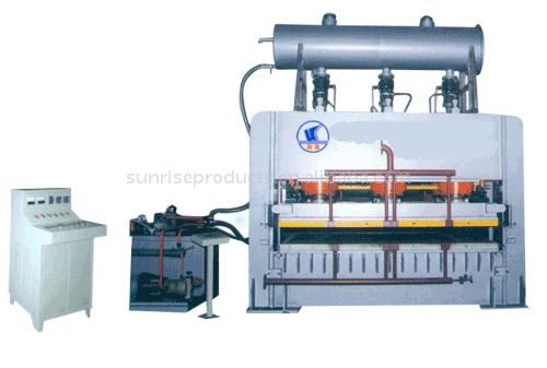 Hot Press Machinery (Hot Press машины)