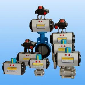 Pneumatic Actuator Series