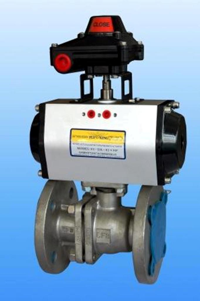 Pneumatic Actuator (Пневматический привод)