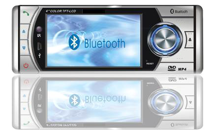 "4"" Wide screen TFT Display Touch Screen with Bluetooth (4 ""Wide Scr n TFT сенсорный экран с Bluetooth)"