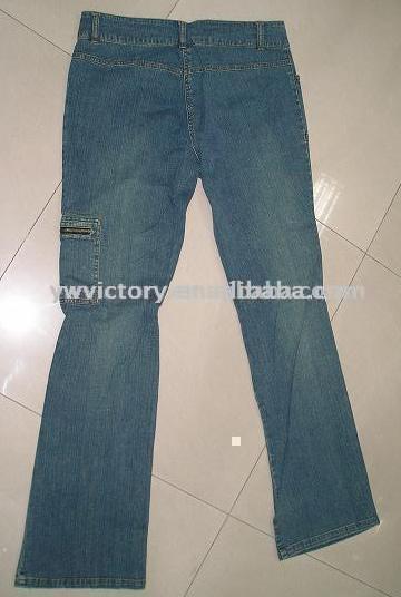 Stock Men`s Jeans (Фондовый Джинсы мужские)