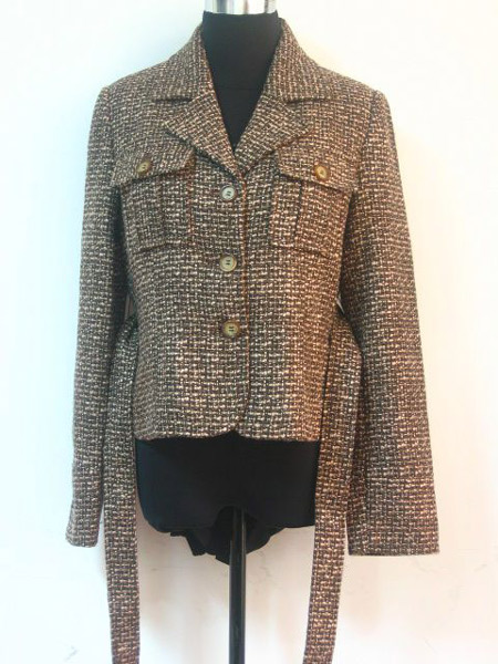 "Women`s Fashion Overcoat (Женская мода  ""Шинель "")"